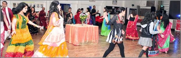 Disco Dandiya Fundraiser 2014