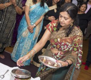 Diwali Christmas Dinner Dance 2018